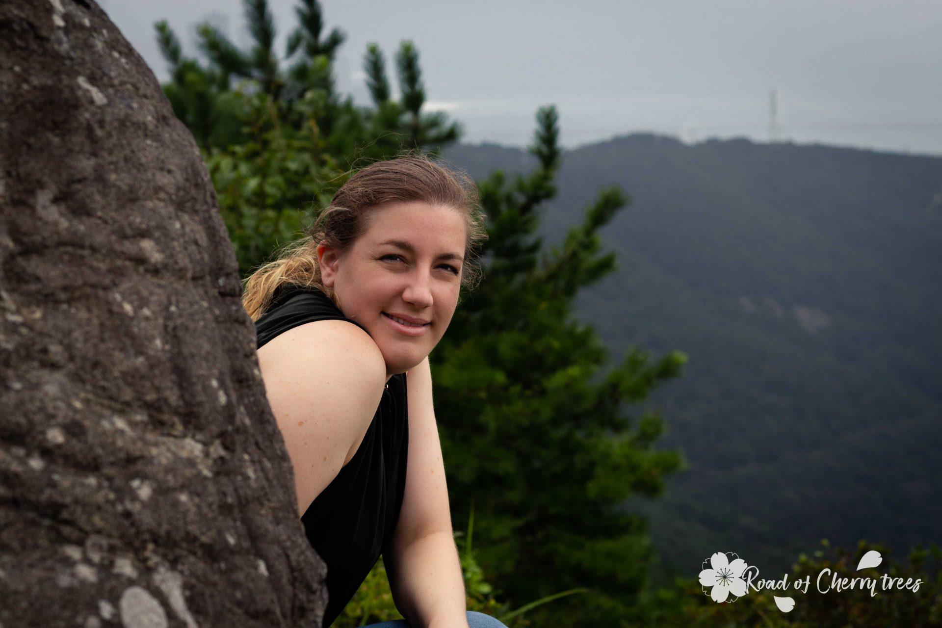 Portrait prit au mont Geumnyeonsan - Busan, Corée du sud