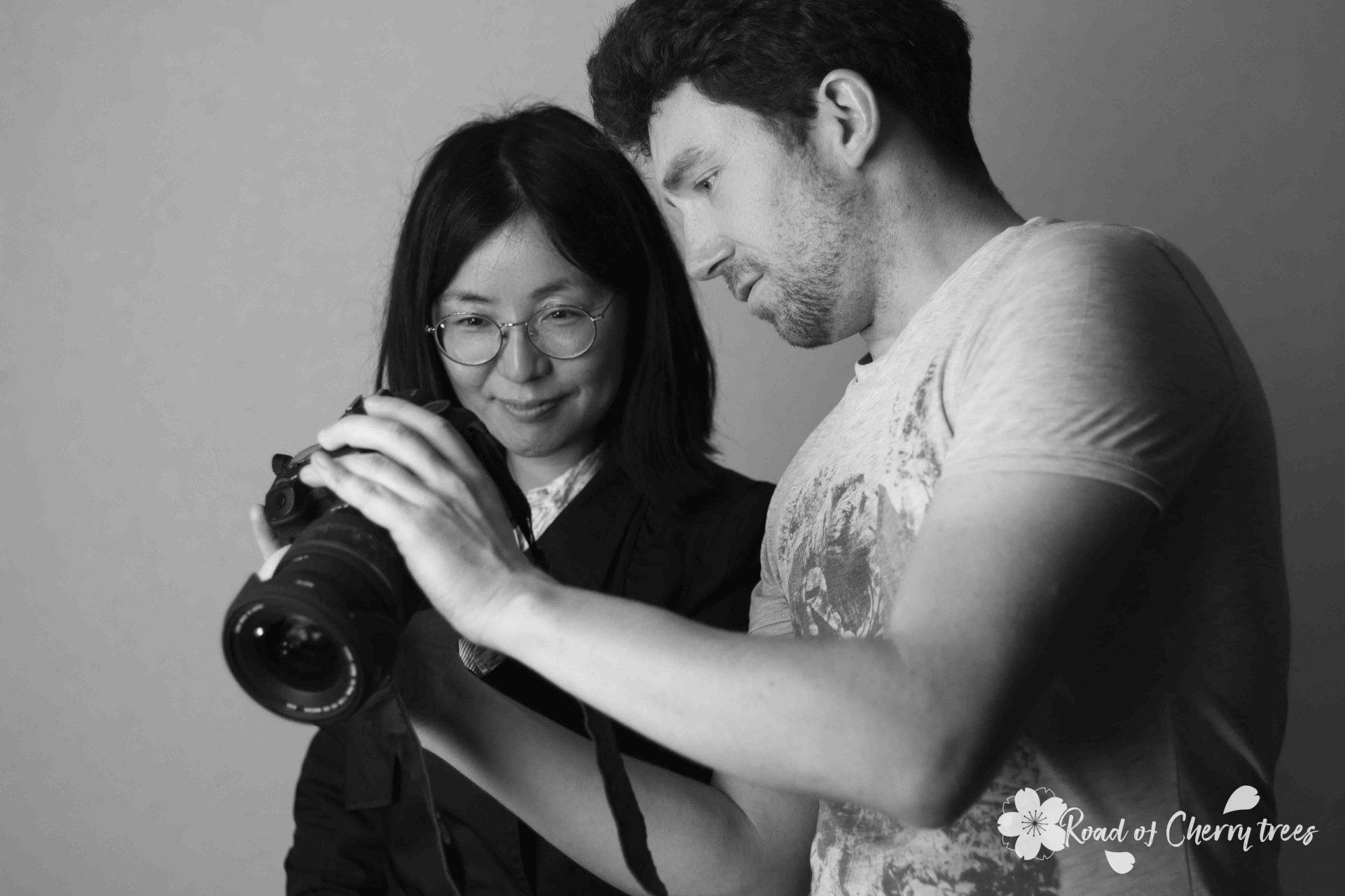 Portraits des professeurs de Français de l'Alliance Française de Busan